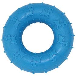 DOGMAN Игрушка для щенков Зубное кольцо, литая TPR