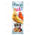 FIORY Sticks для канареек с фруктами (микс)