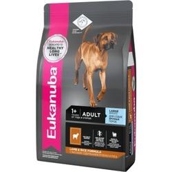 Eukanuba Сухой корм для взрослых собак крупных пород ягненок. Adult Large Breed Lamb