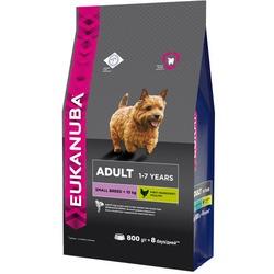 Eukanuba Сухой корм для взрослых собак мелких пород. Adult Small Breed