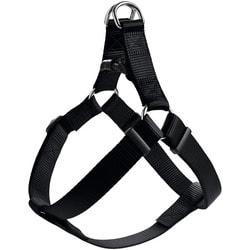 Hunter Smart шлейка для собак эко квик нейлон черная