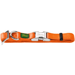 Hunter Ошейник для собак ALU-Strong оранжевый