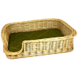 Smartpet Плетенный лежак для животных Прямоугольный