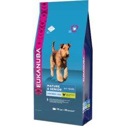 Eukanuba Сухой корм для пожилых крупных собак. Mature&Senior Large Breed