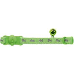 Hunter Smart ошейник для кошек Neon нейлон зеленый