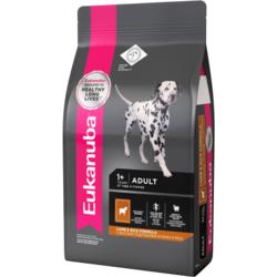 Eukanuba Сухой корм для взрослых собак всех пород ягненок. Adult All Breed Lamb