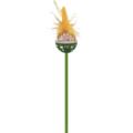 Зооник Игрушка для кошек Дразнилка с перьями