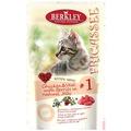 Berkley Пауч для котят №1 Фрикасе Цыпленок с телятиной и ягодами