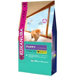 Eukanuba Сухой корм для щенков миниатюрных пород. Puppy Toy Breed