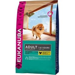 Eukanuba Корм для взрослых собак миниатюрных пород Adult Toy Breed