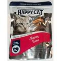 Happy Cat Пауч для кошек кусочки в желе Тунец