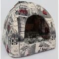 Бобровый дворик Домик для собак и кошек Город