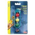Hagen Игрушка для птиц - светофор с колокольчиками