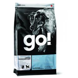 Сухой корм Go! Natural Holistic беззерновой для щенков и собак с Треской для чувствительного пищеварения