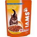 Iams Пауч для кошек с курицей в соусе. Pouch Adult Chiсken