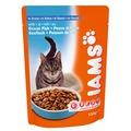 Iams Пауч для кошек с океанической рыбой в соусе. Pouch Adult Ocean Fish