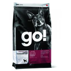 Сухой корм Go! Natural Holistic беззерновой для щенков и собак с Ягненком для чувствительного пищеварения