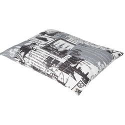 Lion Лежак-подушка для крупных собак со съемным чехлом