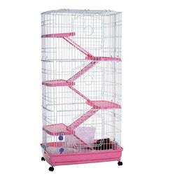 Kredo Клетка для хорька 3-этажная