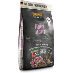 Сухой корм Belcando Finest Light для собак мелких и средних пород облегченный