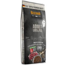 Сухой корм Belcando Adult Lamb & Rice для взрослых собак с ягненком