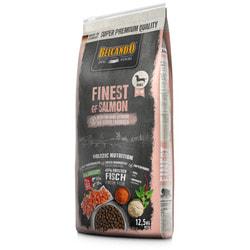 Сухой корм Belcando Finest Grain Free Salmon. Беззерновой корм файнест с лососем
