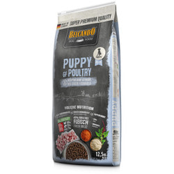 Сухой корм Belcando Puppy Grain Free Poultry. Беззерновой корм Паппи на птице