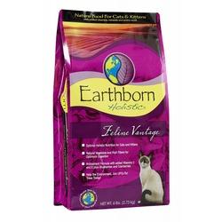 Earthborn Holistic Feline Vantage Сухой корм для котят и взрослых кошек