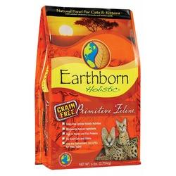 Earthborn Holistic Primitive Feline Сухой корм для кошек беззерновая формула