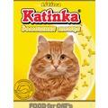 Katinka Сухой корм для кошек cо вкусом домашней птицы