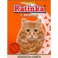 Katinka Сухой корм для кошек cо вкусом лосося