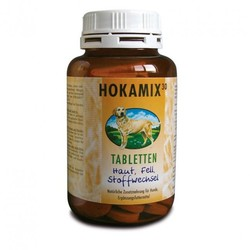 Hokamix Tabletten Таблетки - уникальный набор из 30 целебных трав, содержащий весь спектр витаминов, минералов.